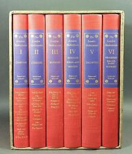 1957 - The London Shakespeare - Comedies 6 Vols - Simon and Schuster John Munro