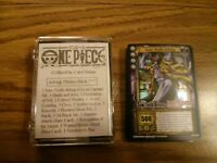 Bandai One Piece CCG TCG 32 Card Theme Deck Pick 1 of 12 from Quest Begins