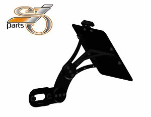 Indian Scout License Plate Holder Side Year 2015- with Lighting