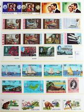 Grenada – SEVEN Sets – All Mint – Most are UM (MNH) (R2-181)