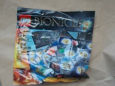 NEW LEGO BIONICLE 5002941 SKULL SPIDER HERO PACK BUILD SET POSTER MAP STICKERS