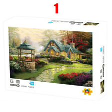 500 Pieces Jigsaw Puzzles Adult Kids Games Assembling Educational Toys