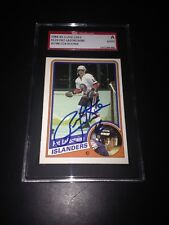 Pat Lafontaine Signed 1984-85 O-Pee-Chee Rookie Card OPC SGC Slabbed #AU381224