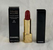 Chanel Rouge Allure Luminous Intense Lip Colour ~ 99 PIRATE ~ .12 Oz / 3.5g NIB