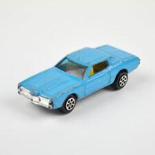 Yatming Ford Thunderbird 1008 - Made in Hong Kong - blau blue
