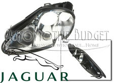 Driver side (Left) Headlight Lens Assembly Jaguar XK8 XKR 1997-2006 - NEW OEM