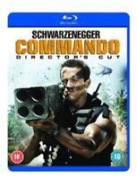 Commando - Del Regista Taglio Blu-Ray Nuovo (3628207000)