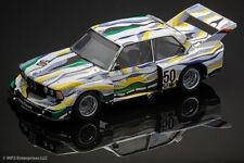 """1977 BMW 320i Le Mans Lichtenstein """"Art Car"""" water transfer decals"""