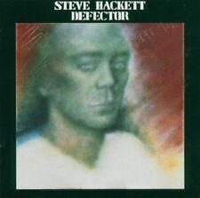 Steve Hackett Defector CD+Bonus Tracks NEW SEALED 2005 Digital Remaster Genesis