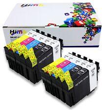 10PK T220XL Ink For Epson XP-320 XP-420 XP-424 WF2630 WF2650 WF2660 WF2750 2760