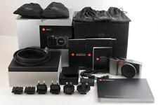 【TOP MINT+】LEICA TL Titanium 16.3 MP Digital Mirrorless Camera IN BOX From JAPAN