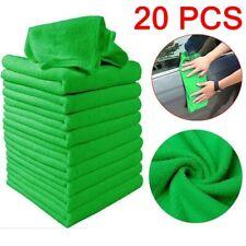 5/10/20Pcs Microfibre Cleaning Auto Soft Cloth Washing Cloth Towel 25x25cm