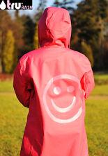 TRU RAIN  ~ M pink  Friesennerz ~ Raincoat ~ Regenmantel ~ Damen ~ Regenjacke