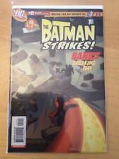 BATMAN STRIKES 12, NM 9.4, 1ST PRINT, WB KIDS, BANE