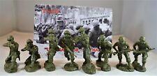 Toy Soldiers of San Diego TSSD Vietnam US Marines Set 29 Olive Drab Green Beret