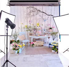 5X7FT Easter spring Vinyl Photography Backdrop Background Studio Props FH01