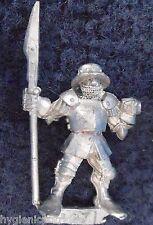 1989 Maraudeur mm60 / 2 F 27 fighter Warhammer Empire armée landsnecht landsknecht GW