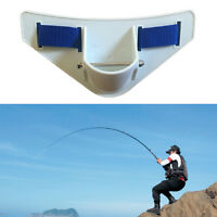 Stand Up Fishing Waist Gimbal Fighting Belt Rod Holder Big Tackle Game Jiggin QY