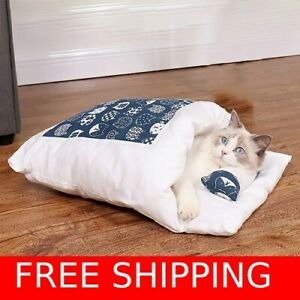 Portable Movable winter Warm Bed for Cats and small dogs pets Free Shipping