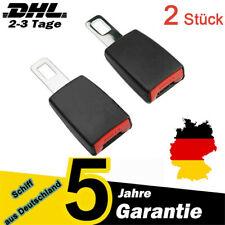 2x Auto Sicherheit Sitzgurt Extender Verlängerung Sitz Gürtel Schnalle Lock Clip