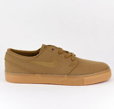 Nike Zoom Stefan Janoski CNVS Canvas SB Herren Skate Schuhe Beige 615957-204