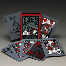 1 Deck Bicycle Tragic Royalty Standard Poker Playing Cards.