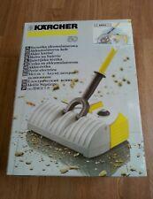 NEW Karcher K50 Electric Broom Hard Wood Floor Carpet Vacuum Sweeper Cleaner