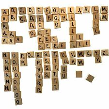 REPLACEMENT (Rare) LETTER TILES, Scrabble Vintage Travel, Selchow & Richter