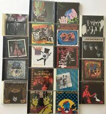The Residents Massive 18 CD Lot Meet/Santa Dog/Eskimo/Duck Stab/Mole/ESD Silver
