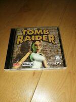Original Tomb Raider - PC CD-ROM Game Eidos, DOS/Windows 95