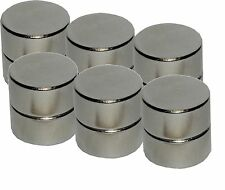 12 magneti al neodimio per Vetro Lavagna Magnetica, extra forti, Lavagna magnetica in vetro 10 mm
