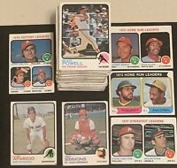 1973 / 1974 Topps Baseball Cards   100+ card LOT   1973 Topps #67 Nolan Ryan +++