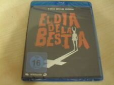 El Dia de la Bestia - 2-Disc Special Edition Blu Ray Anolis Alex de la Iglesia