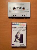 Various – Chopin Favourites Cassette (London) EX