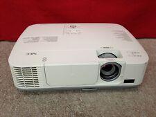 NEC M230X Projector - LCD, HDMI - PC, Home Cinema - No Remote - 3250 Hours