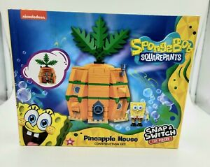 NEW Nickelodeon Spongebob Pineapple House Construction Set 120 pcs 2021