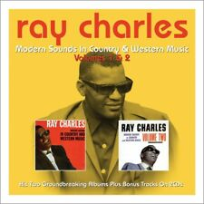 Ray Charles - Modern Sounds In Country & Western Music 2CD NEW/SEALED