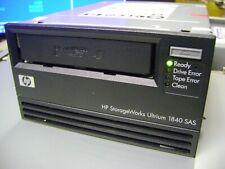 HP StorageWorks Ultrium 1840 SAS LTO4 Tape Drive - Model EH860A P/N EH860-60005