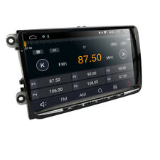 "HIZPO 9"" Android 8.1 Car GPS Stereo for VW Golf Passat Tiguan Polo Eos Skoda"