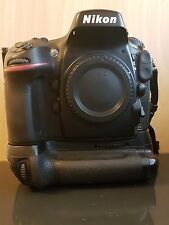 nikon d800 body plus battery grip