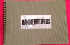 Band Of Brothers Spiral Booklet