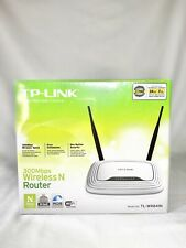 TP-LINK TL-WR841N Wireless N300 Home Router Easy Install - Brand New Sealed