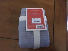 "Opalhouse Guaze Matelasse Pillow Sham. Gray 100% cotton 20"" X 26"""