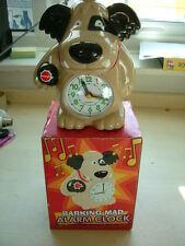 Reloj Despertador Mutley ladridos Mad Dog novedoso ladrando Amigo Regalo De Cumpleaños
