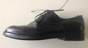 OFFICINE CREATIVE Schuhe / Schnürer. Budapester. Schwarz. Größe 45. Neu.