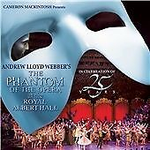 CD Music The Phantom of the Opera Royal Albert Hall Andrew Lloyd Webber 2 Disc
