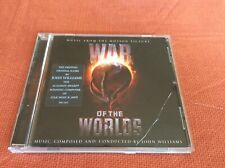 War Of The Worlds Music By John Williams Cd