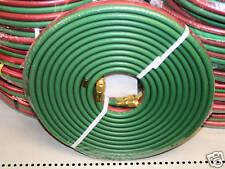 Twin line oxy/acetylene hose 50ft