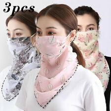 Bufanda de cuello de mujer