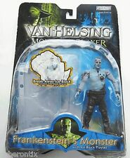 Van Helsing Toy Frankenstein's Monster Movie Action Figure Ice Block New 2004